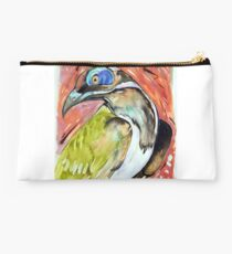 Blue-faced Honeyeater Studio Pouch