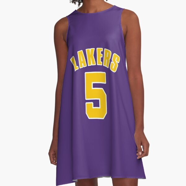 Los Angeles Lakers Dresses | Redbubble