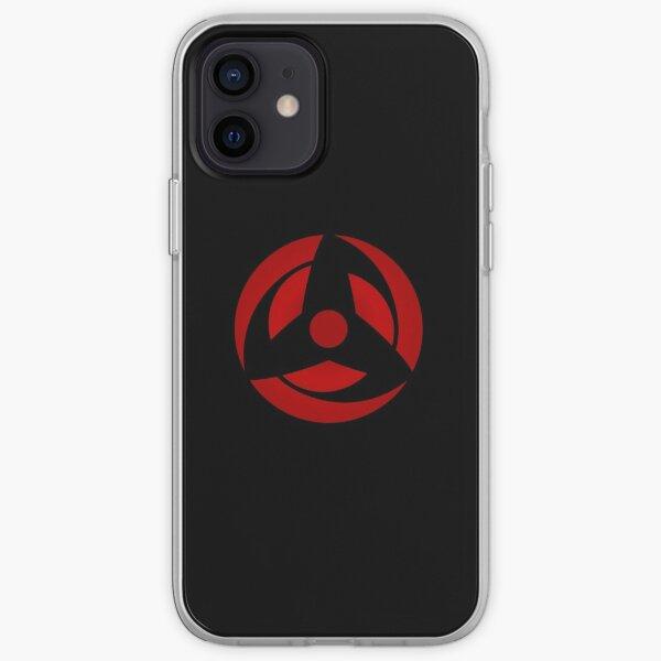 Yeux rouges Coque souple iPhone