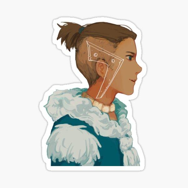 Sokka Sticker