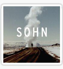 S O H N Sticker