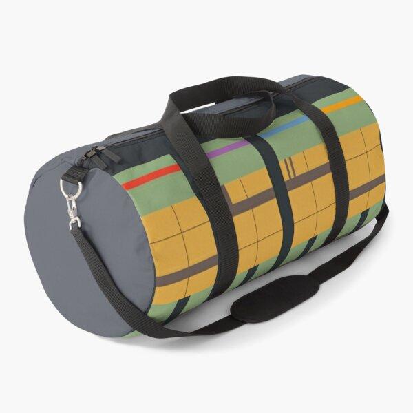 Teenage Mutant Ninja Turtles Block Minimal Duffle Bag
