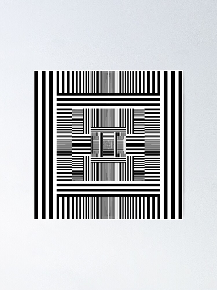 Alternate view of Grid Poster