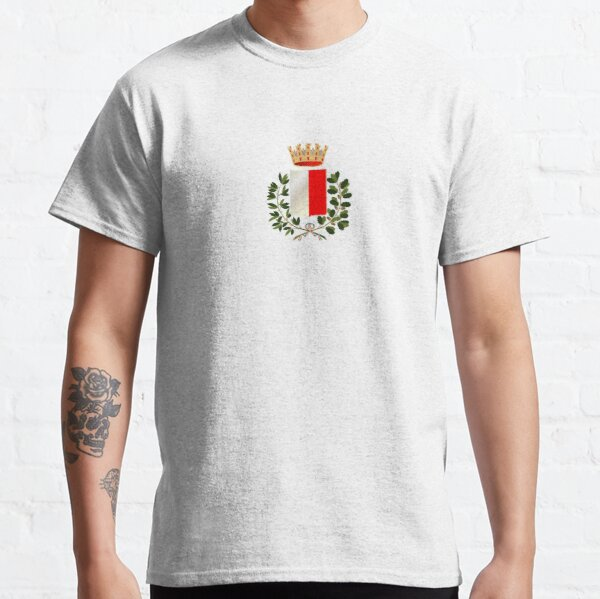 Coat of Arms of Bari  Classic T-Shirt