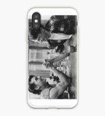 Steve & Soda iPhone Case