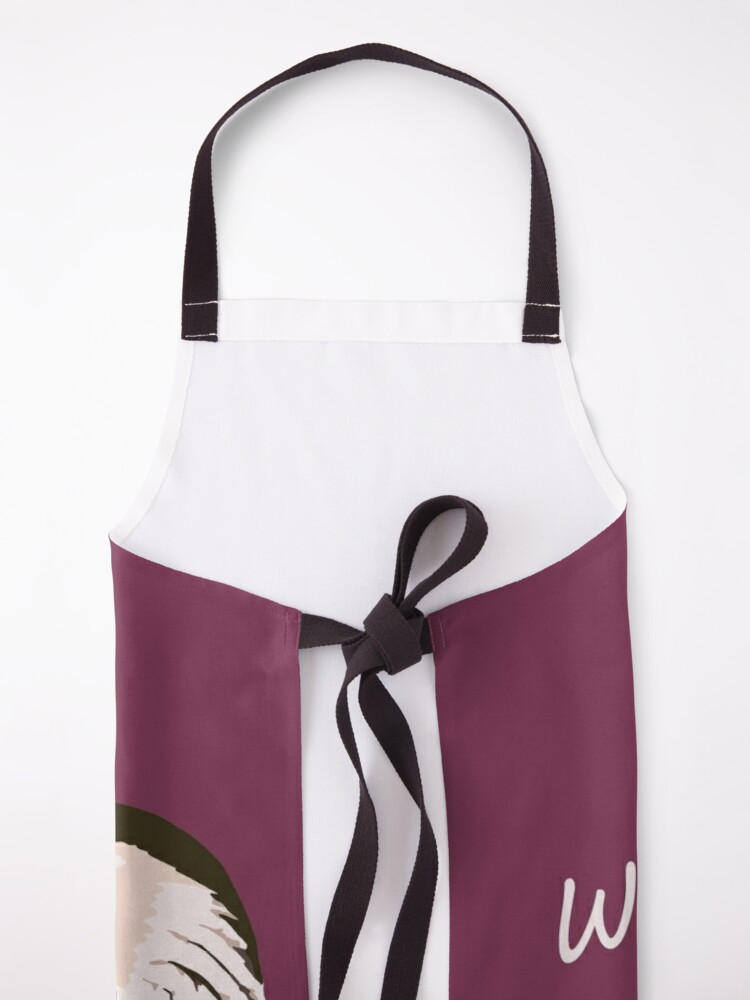 Alternate view of Watch me whip - Nene Apron