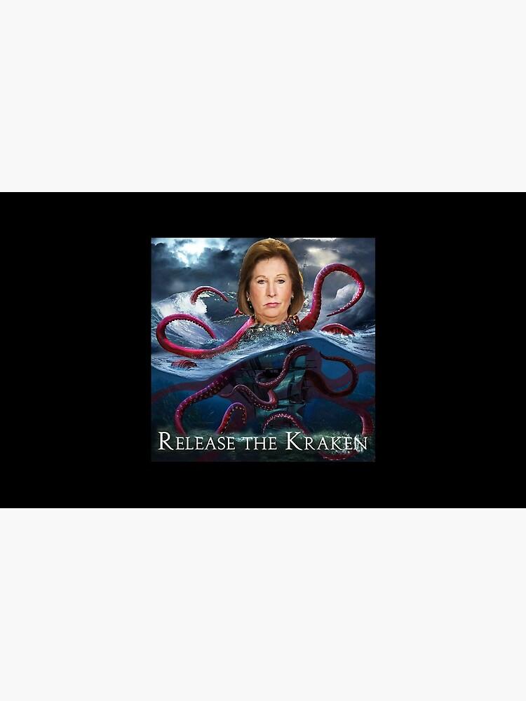 Release the Kraken by blazingpress