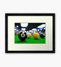 Ball Framed Print
