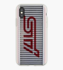 Subaru STI Intercooler iPhone Case iPhone Case