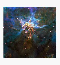 Expanse of God's Universe | Galaxy Mathematix Photographic Print