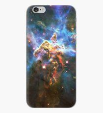 Expanse of God's Universe | Galaxy Mathematix iPhone Case