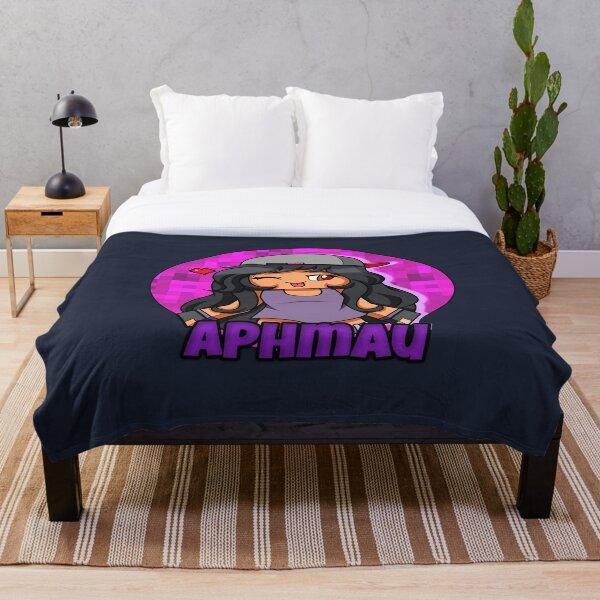 Aphmau Gaming Desing Logo Throw Blanket
