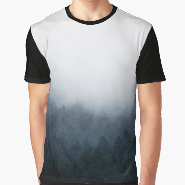 All Over Graphic T-Shirt