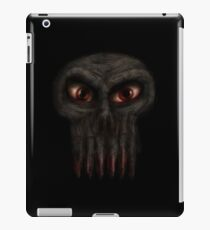 Hungry Undead Skull iPad Case/Skin