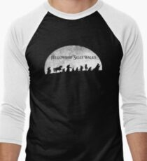 The Fellowship of Silly Walks Men's Baseball ¾ T-Shirt