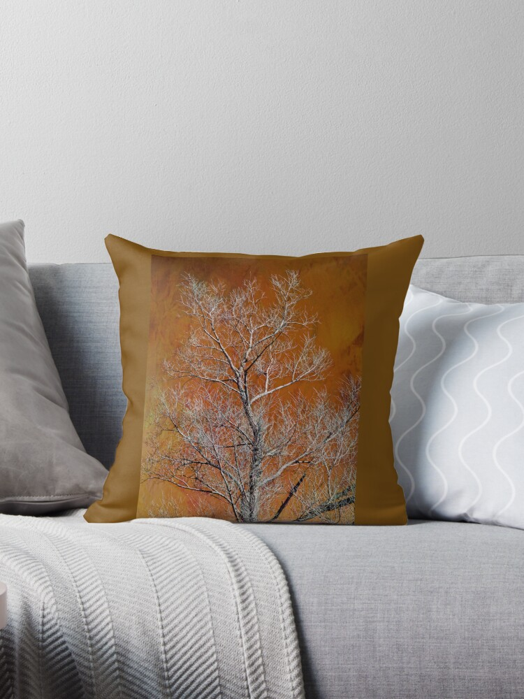 Tree pillow by CarolM