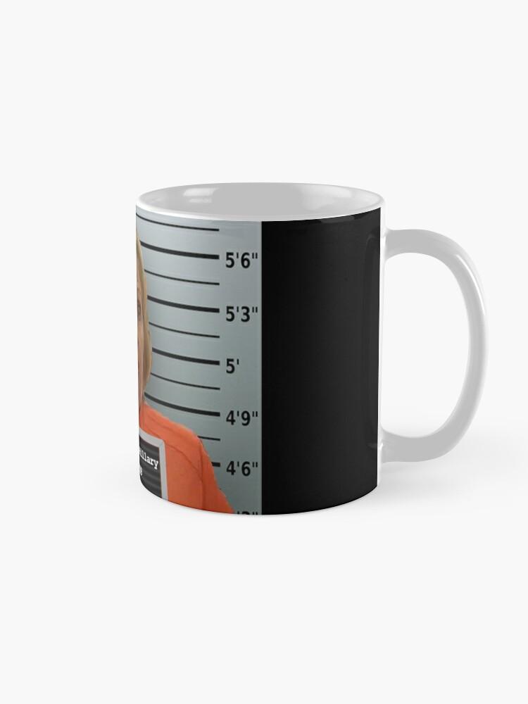 Alternate view of What Happened-mug Mug
