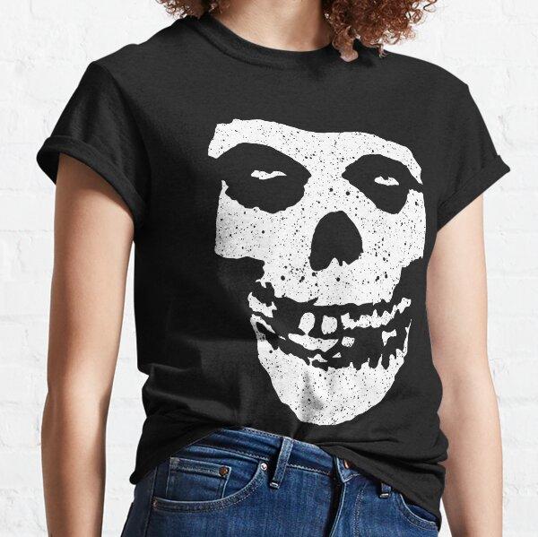 Crâne de démon Misfits T-shirt classique