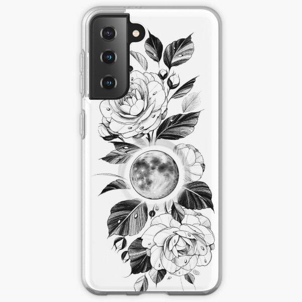 Lunar camelias Samsung Galaxy Soft Case