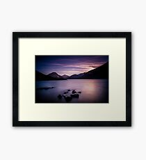 Britains Best View Framed Print