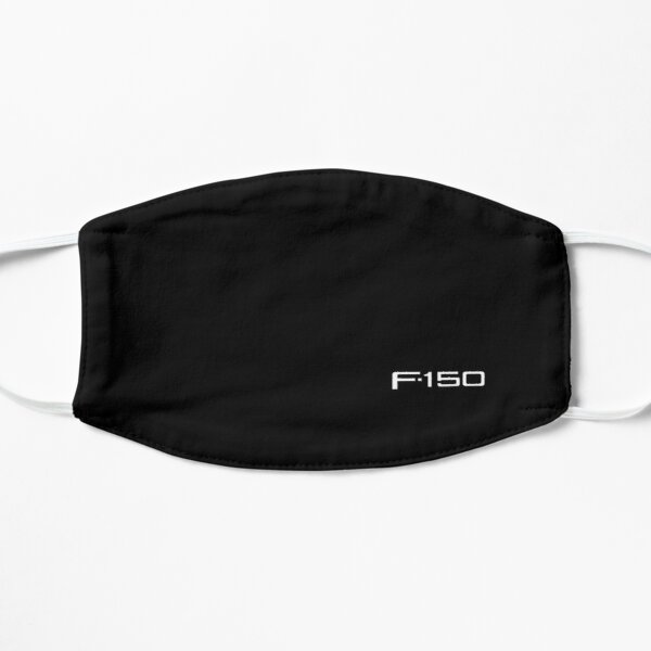 Ford F-150 Logo Flat Mask