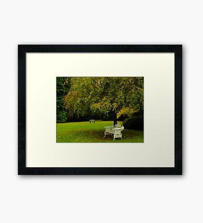 Breenhold, Mount Wilson Framed Print