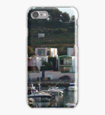 BoatHouses iPhone Case/Skin