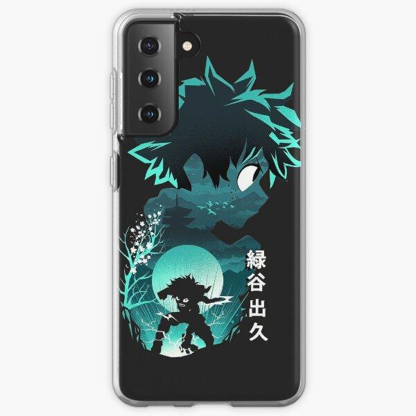 Izuku Midoriya Samsung Galaxy Soft Case