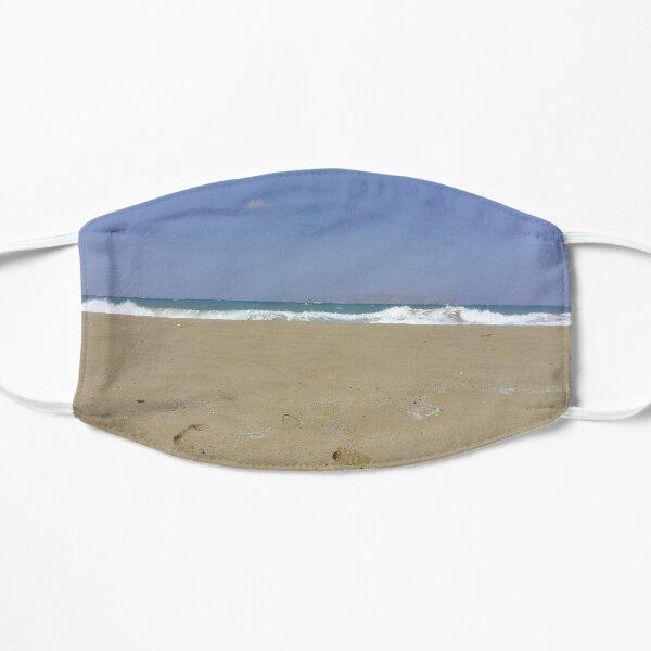 Northern Crete Beach Flat Mask