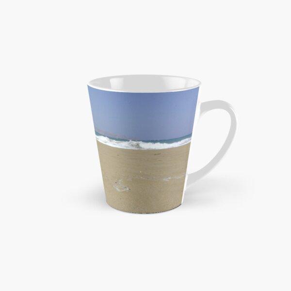 Northern Crete Beach Tall Mug