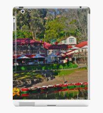 Colourful Boathouse iPad Case/Skin