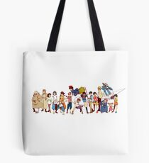 Team Ghibli - Studio Ghibli Tote Bag