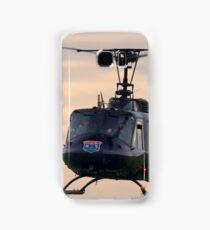 Huey Helicopter Samsung Galaxy Case/Skin