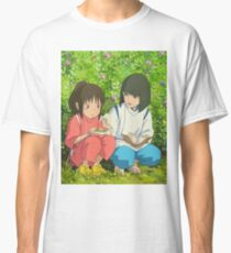 Spirited Away - Studio Ghibli Classic T-Shirt