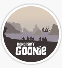 Honorary Goonie Sticker