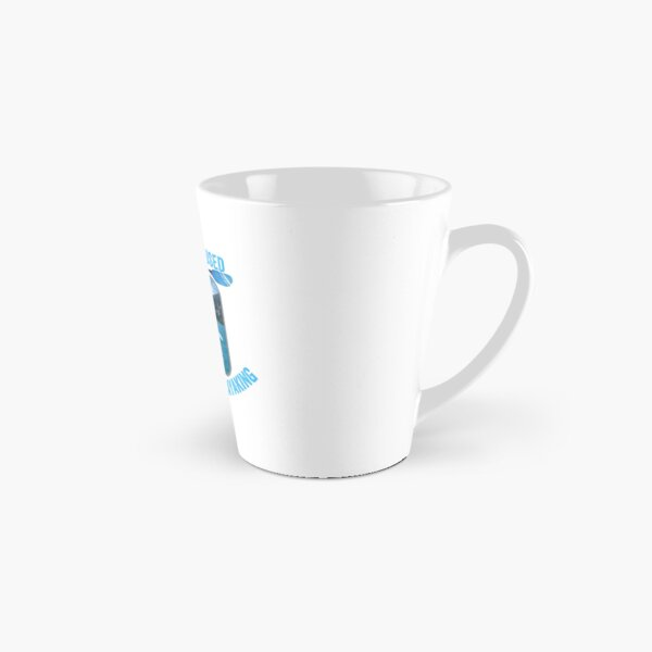 Stress is caused by not enough kayaking Tall Mug