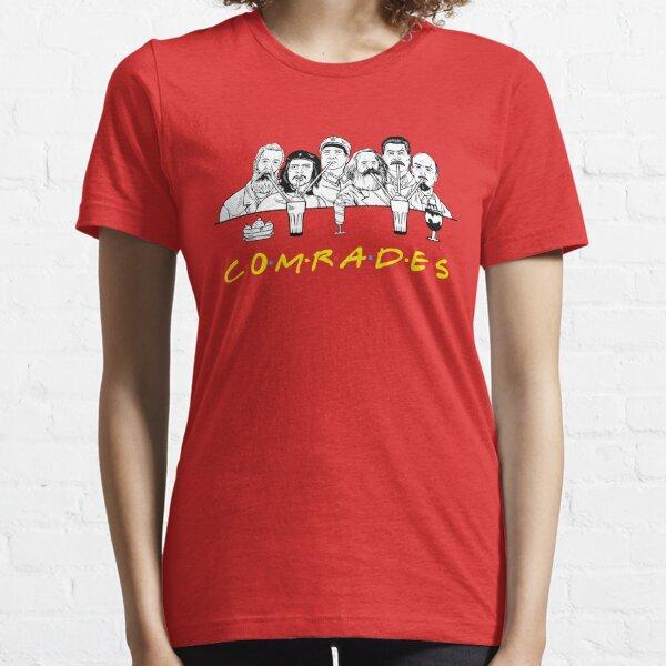 Camarades amis des mèmes communistes T-shirt essentiel