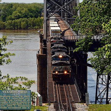 Vicksburg, Mississippi USA by crimsontideguy