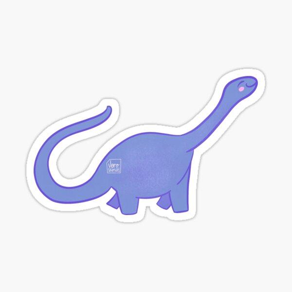 Dino - Diplodocus Sticker