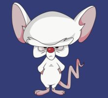 Pinky and The Brain - Brain | Unisex T-Shirt