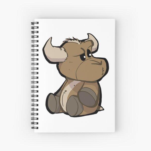 Minotaur Spiral Notebook