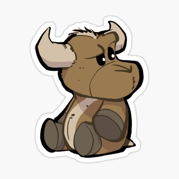 Minotaur Sticker