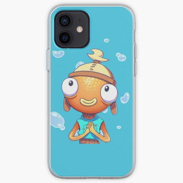 Derpy Fishy on Me  iPhone Soft Case
