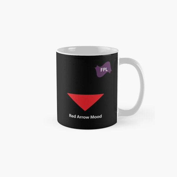 Get Ready for 21/22 Fpl Season! - Fantasy Red Arrow Classic Mug