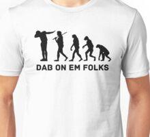 Dab evolution Unisex T-Shirt
