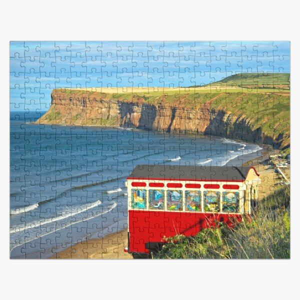 Saltburn by the Sea Jigsaw Puzzle
