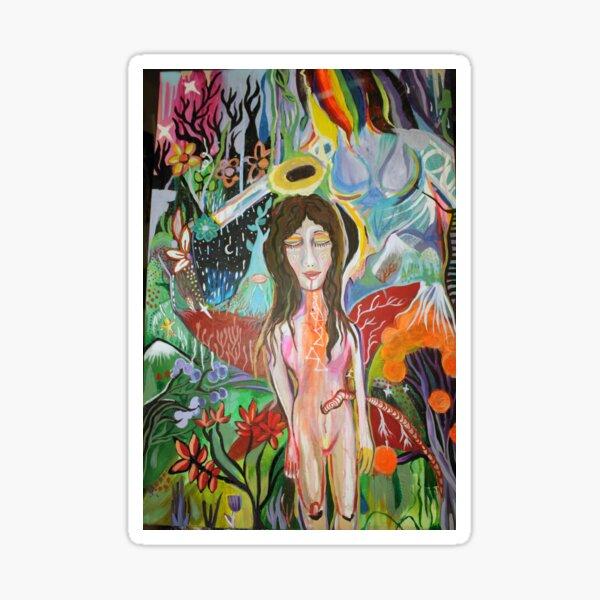 Universal Goddess Sticker