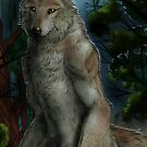 mexican werewolf by Furiarossa