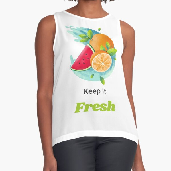 Keep it Fresh Sleeveless Top