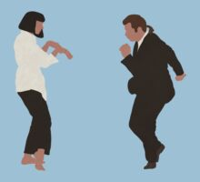 Pulp Fiction dance | Unisex T-Shirt